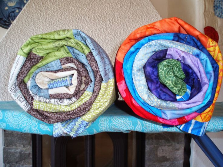 Jaybird quilts---- Come what may and Northern lights