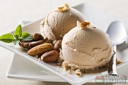 Receita de Sorvete de castanhas em receitas de sorvetes, veja essa e outras receitas aqui!