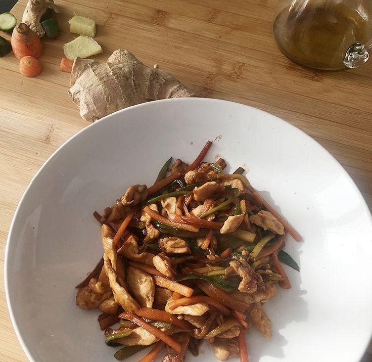 Paleo Bocconcini di pollo stir fry | Pale Sisters