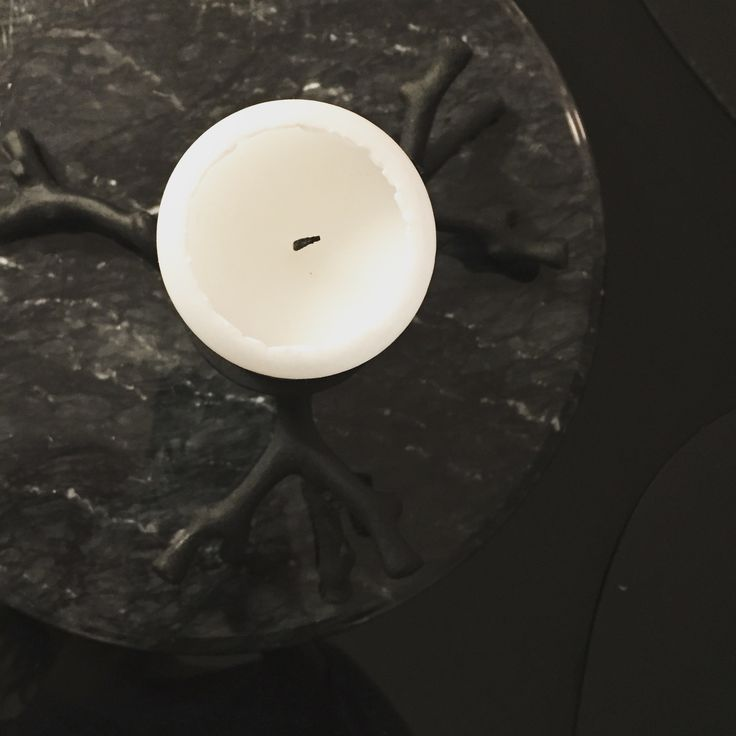 Candle holder by Eight Mood.