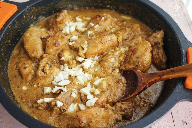 Cocinando Entre Olivos Cómo Hacer Pollo En Pepitoria Receta Paso A Paso Pollo En Pepitoria Como Hacer Pollo Recetas De Comida