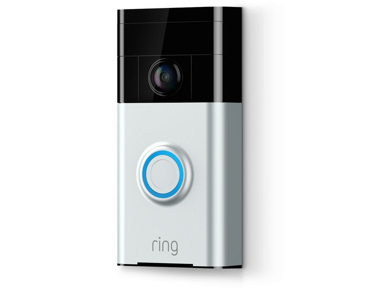 Ring Doorbell With Home Server