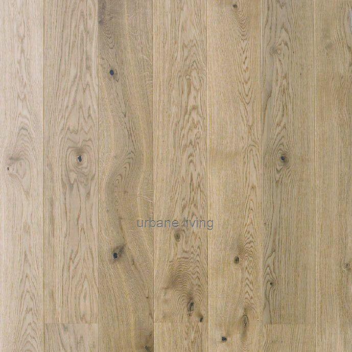Engineered Oak Flooring Raw UV Oiled