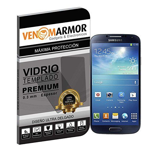 SAMSUNG GALAXY S4 - HDXTREME SHIELD MICA DE VIDRIO TEMPLADO Venom Armor http://www.amazon.com.mx/dp/B01107P754/ref=cm_sw_r_pi_dp_pJj8vb1V67JF4