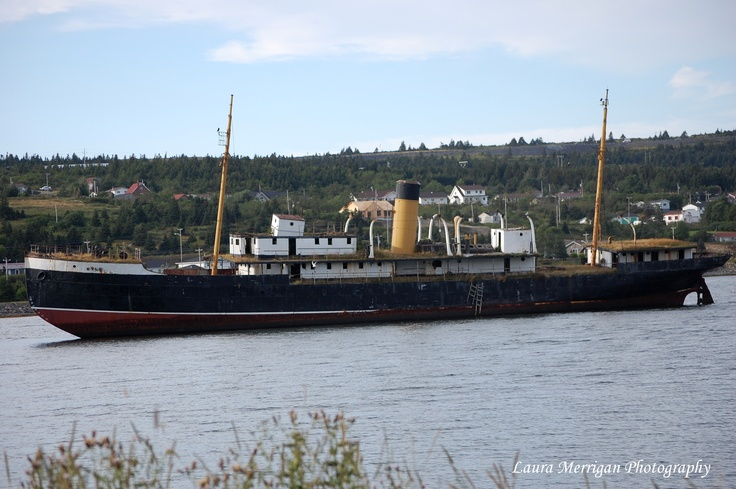 the Kyle, in Harbour Grace NL