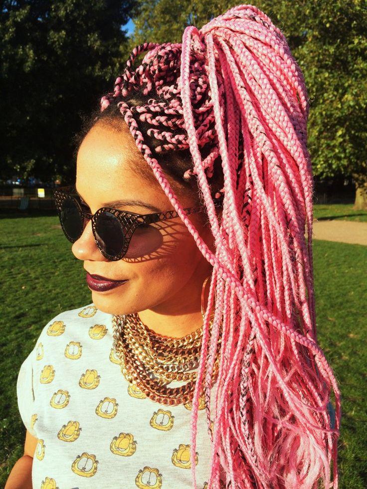 textured hair/ textured frames