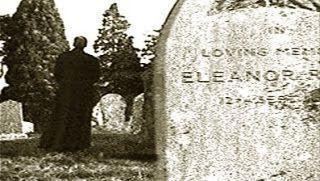 Espantosamente, em algum momento da década de 1980 a lápide de uma Eleanor Rigby foi encontrada no cemitério de St Peter's, Woolton, a menos de um metro de onde John e Paul tinham se conhecido no festival anual de verão, em 1957. Está claro que Paul não tirou sua ideia diretamente dessa lápide, mas é possível que ele a tenha visto na adolescência, e o som agradável do nome tenha ficado em seu inconsciente até vir à tona pelas necessidades da canção.