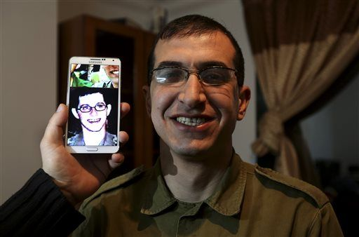 Palestinos de Gaza producen polémica película sobre el secuestro del soldado israelí Gilad Shalit - Internacionales, Noticias, Ticker - Diar...