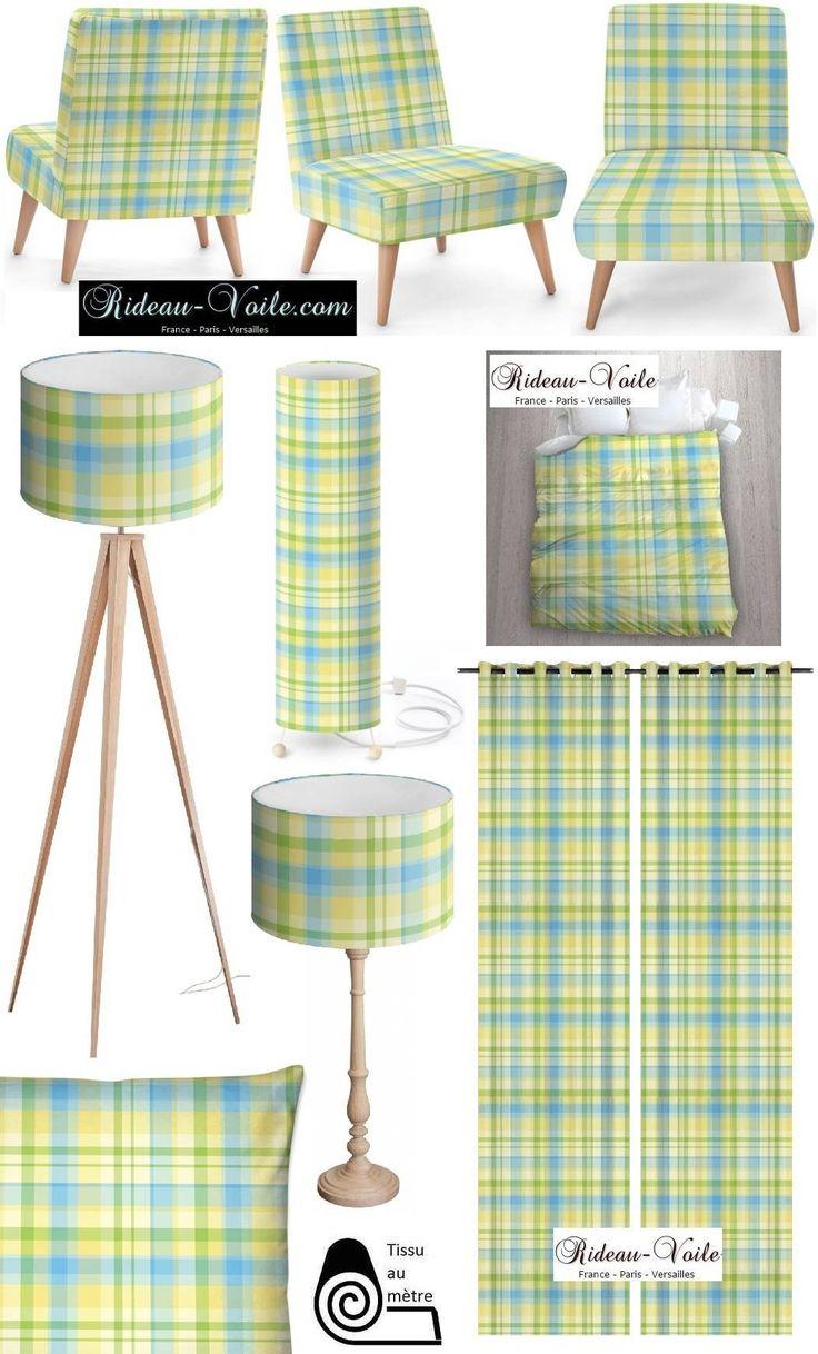 les 268 meilleures images du tableau madras tartan cossais tissus carreaux plaid sur. Black Bedroom Furniture Sets. Home Design Ideas