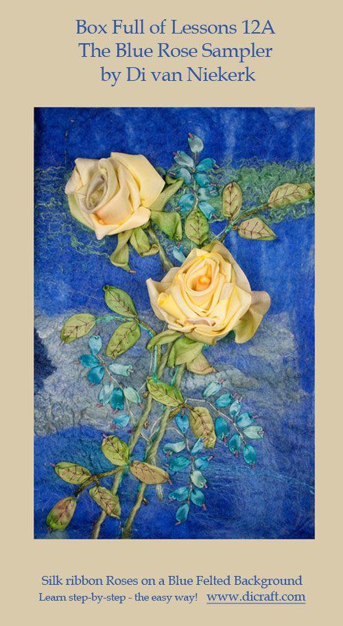 Yellow Roses by Di van Niekerk.