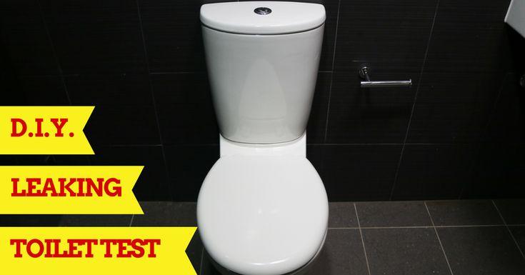 Know.. How to test leaking toilet ? #leakingtoilet #plumbingtips #toiletrepair #leakytoilet #plumber