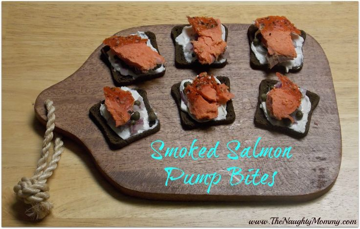The perfect appetizer for your New Year's Eve party! Impress all your guests with this unique recipe of smoked salmon, cream cheese, capers, and toasted pumpernickel bread. Mmmm so easy and elegant!