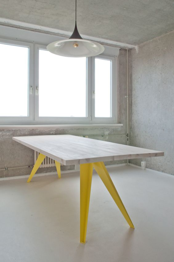 45 Kilos table design