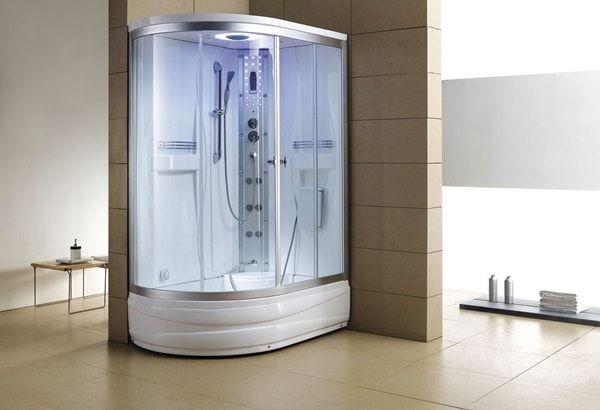 Cabinas de hidromasaje para baños. Baños modernos. Baños lujosos.