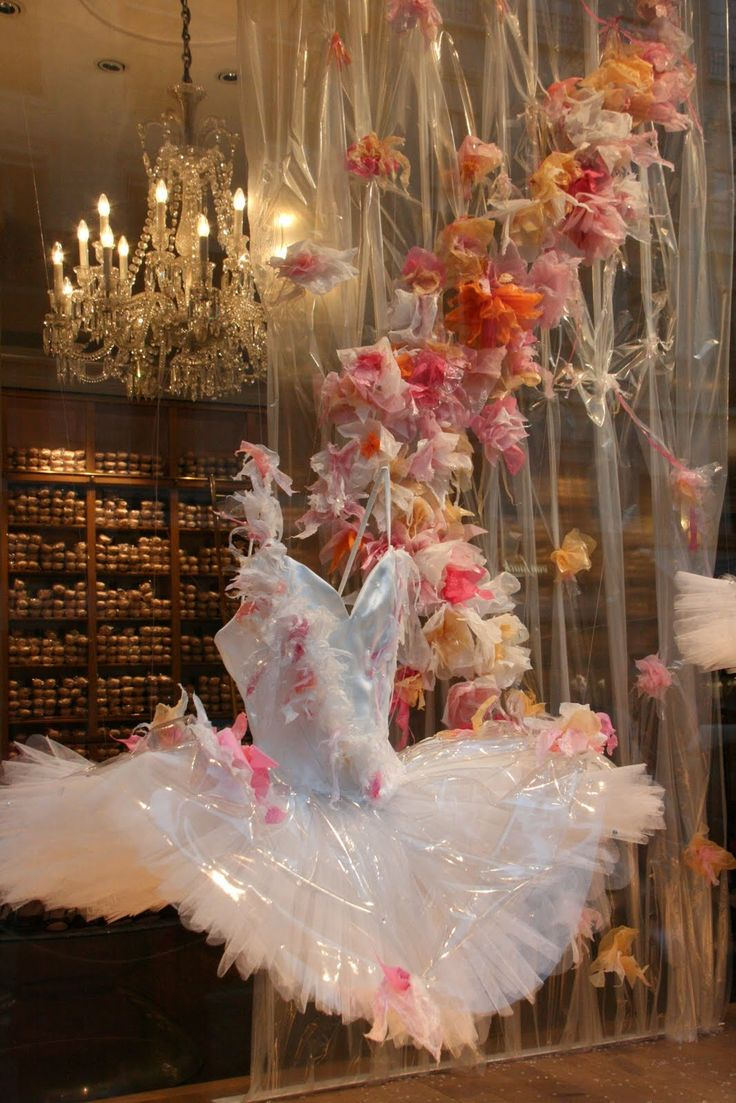 A beautiful Repetto window display