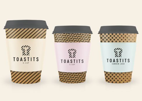 Toastits - Camden Lock  Design Agency Aesop Agency