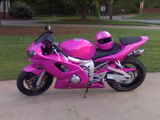 pink 2012 kawasaki ninja 250r | bike for sale