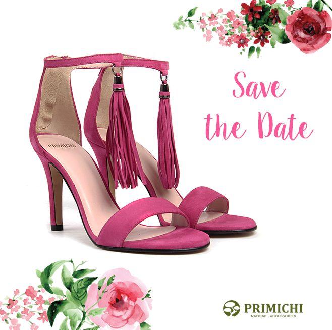 Zapatos de invitada. Guest shoes. zapatos de tacón mujer. Zapatos fucsia.