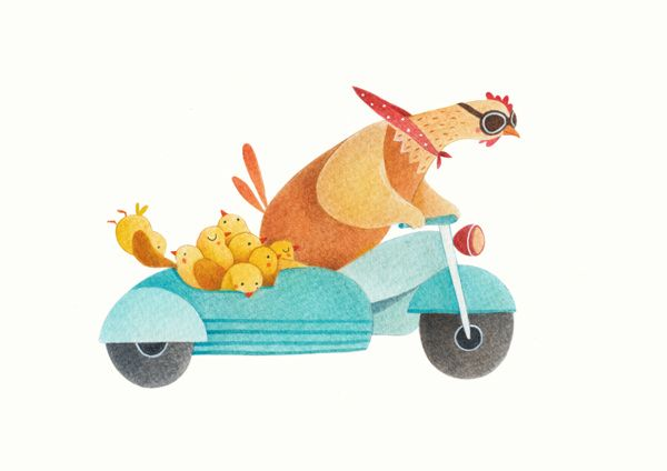 Animal's ride - alessandrapsacharopulo