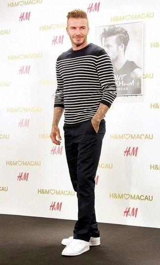 David Beckham Style & Looks | Mode hommes