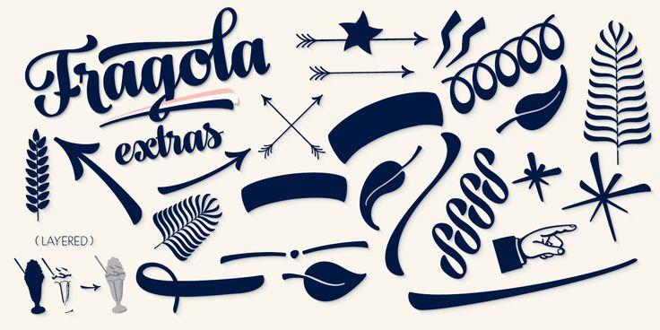 Fragola - Webfont & Desktop font « MyFonts