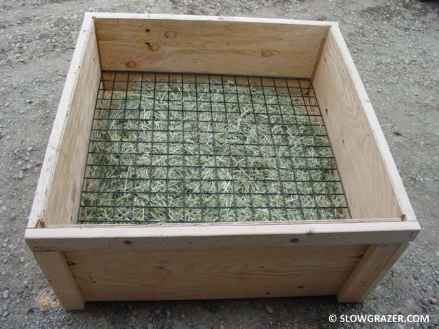 Slow Grazer Box...the ones on the site are even better. I have been wanting to build one of these for a year!!!