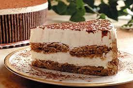 Торт-пирожное для сыроедов