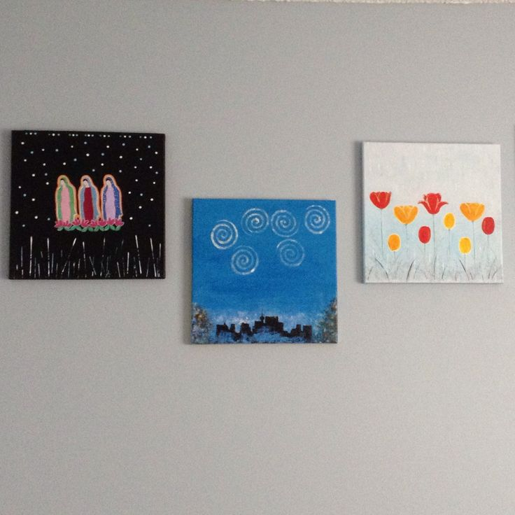 Original Acrylic Paintings for sale