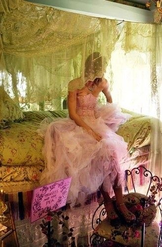 Gypsy ... BoHo/love the look but HATE the pink...I think I'm the only woman that hates pink!