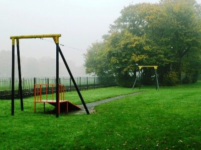 Bromley apartment rental - Zip line for kids in Cator Park ...