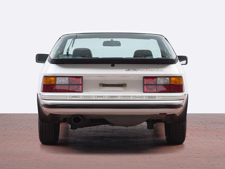 Porsche 924 Turbo, Model 1988