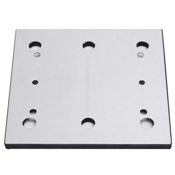 Base Plate Backing Pad Sheet Sander Spare Part For Makita BO4555 BO4556