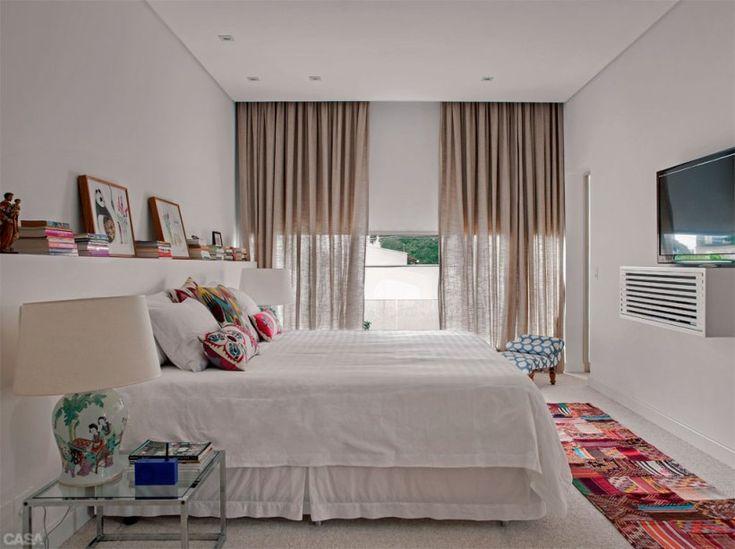 blog de decoração - Arquitrecos: As melhores cortinas para todos os ambientes