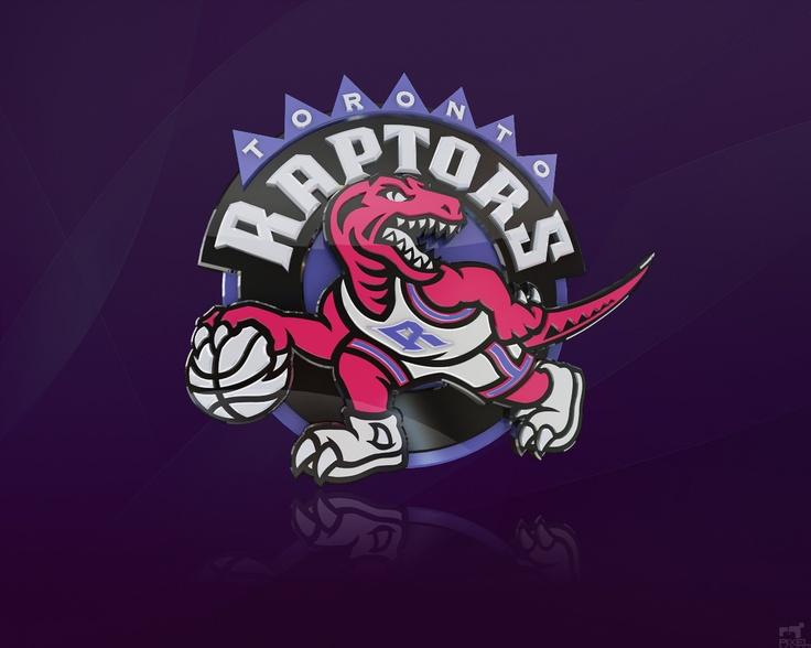 Wallpaper Toronto Raptors Basketball NBA Team