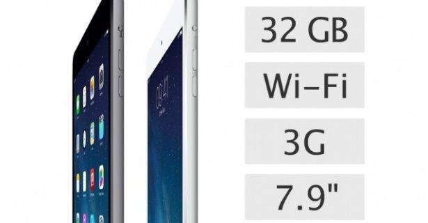 iPad Mini Retina 32GB Wifi+3G Fiyatları (ME824TU/A) #apple #ipad #appleipad #ipadair #ipadmini #ipadretina #ipad2