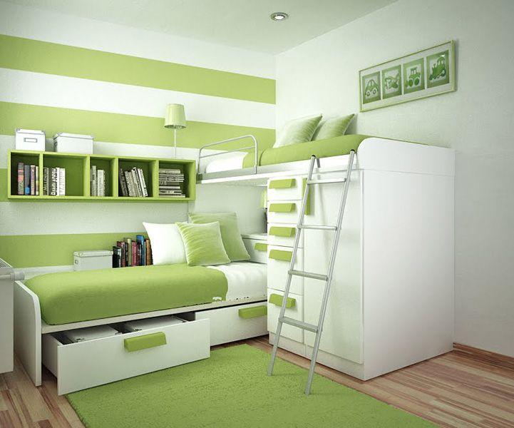 Light Green Bedroom Ideas For Teens - Nice Interior Design Ideas