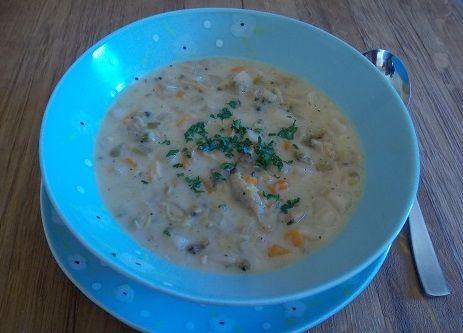 clam chowder from www.myfoodlove.com