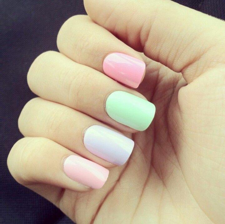 Cute-Pastel-Nails