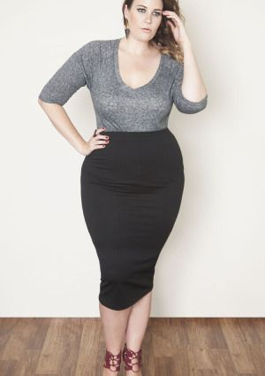 106 best ideas about Fashion!! on Pinterest | Midi pencil skirts ...
