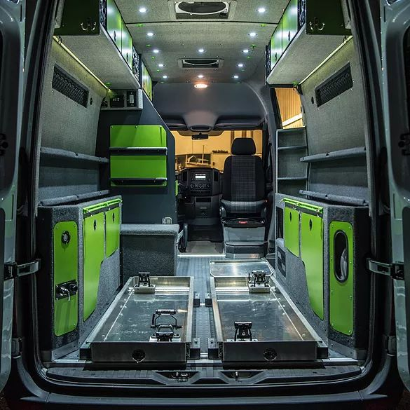 103 Best Step Van Conversion Images On Pinterest
