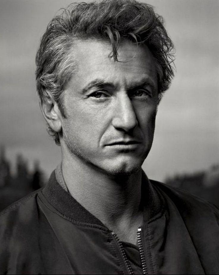Sean Penn, por Mark Seliger