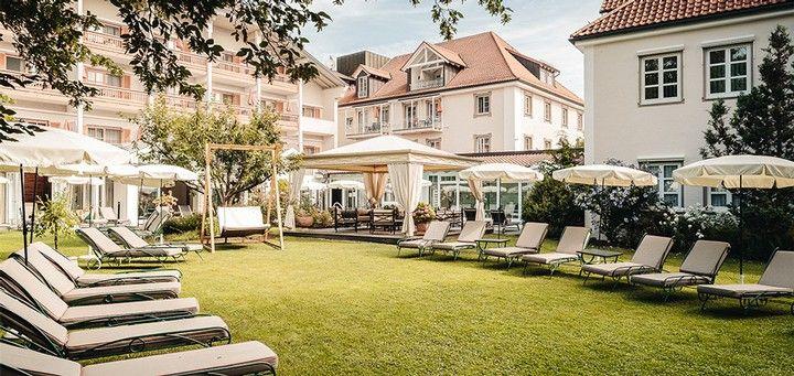 Mühlbach Thermal Spa & Romantik Hotel - Der Ruhegarten