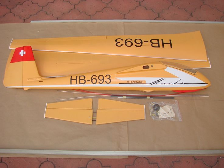 Old Gliders KIT 一覧