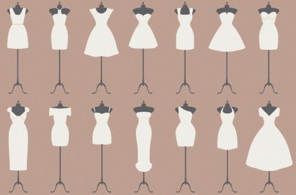 Top Ten Wedding Reception Dresses | Confetti