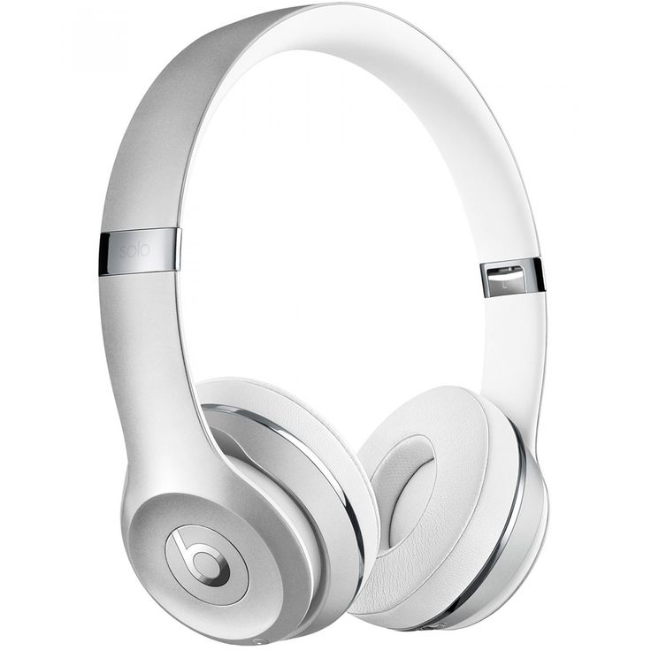 Beats Audífonos inalámbricos Solo3 Wireless Color plata -  El Palacio de Hierro