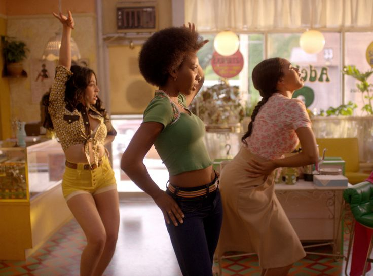 6 Things to Know About the New Netflix Series The Get Down - It Takes Place in the 1970s from InStyle.com
