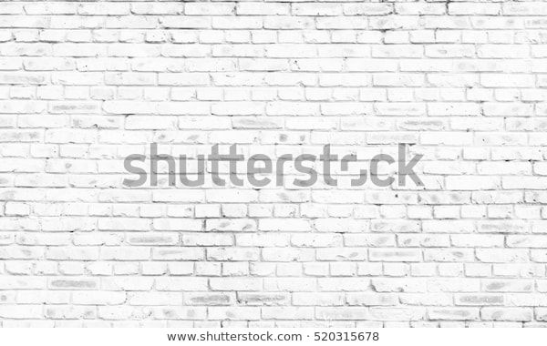 Https Www Shutterstock Com Image Photo White Brick Wall Background Rural Room 520315678 Id 520315678 Brick Wall Background Wall Background White Brick Walls