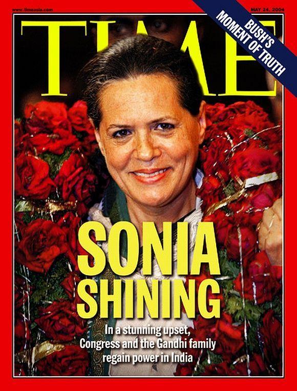 Sonia Gandhi  May 2   www.indipin.com #indipin
