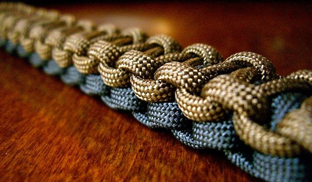 Stormdrane's Blog: 'Paracord Fusion Ties - Volume 1 ...
