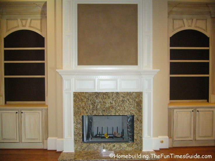 Best TV Cabinetsbookshelves Images On Pinterest - Fireplace with bookshelves